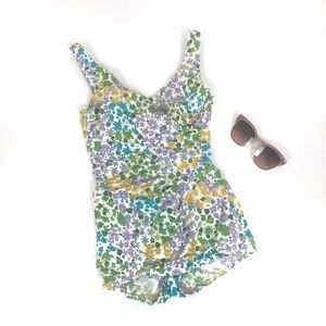 Vintage ROXANNE One Piece Swim Suit 1960's